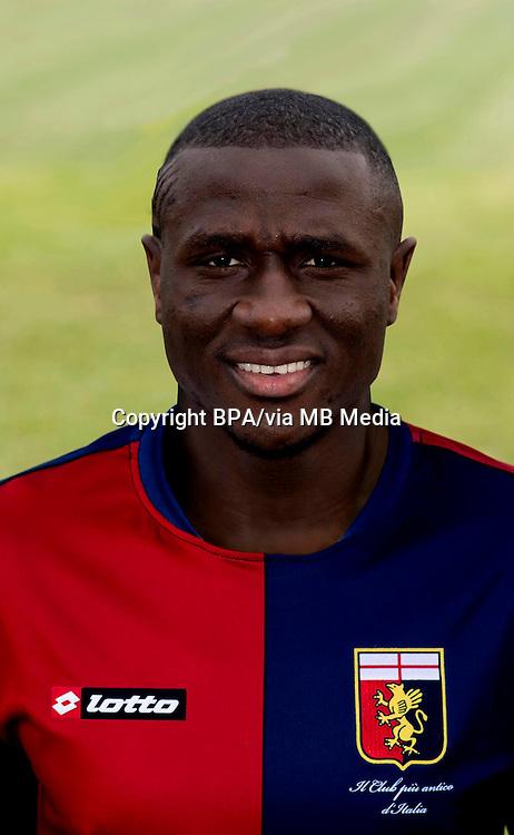 Rodney Strasser ( Genoa CFC  )