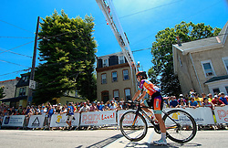 ( For more photos and licensing of selected images from the 2015 #PhillyBikeRace visit: https://istockphoto.com/portfolio/basslabbers ) <br />