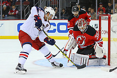 November 25, 2015: Columbus Blue Jackets at New Jersey Devils