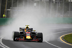 March 24, 2018 - Melbourne, Victoria, Australia - 33 VERSTAPPEN Max (nld), Aston Martin Red Bull Tag Heuer RB14, action during 2018 Formula 1 championship at Melbourne, Australian Grand Prix, from March 22 To 25 - s: FIA Formula One World Championship 2018, Melbourne, Victoria : Motorsports: Formula 1 2018 Rolex  Australian Grand Prix, (Credit Image: © Hoch Zwei via ZUMA Wire)