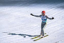 23.02.2019, Bergiselschanze, Innsbruck, AUT, FIS Weltmeisterschaften Ski Nordisch, Seefeld 2019, Skisprung, Herren, im Bild Richard Freitag (GER) // Richard Freitag of Germany during the men's Skijumping HS130 competition of FIS Nordic Ski World Championships 2019 at the Bergiselschanze in Innsbruck, Austria on 2019/02/23. EXPA Pictures © 2019, PhotoCredit: EXPA/ Dominik Angerer