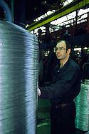 Wireworker, Tinsley Wire, Sheffield.