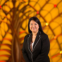Shirley Tam poses at the Galaxy Macau on 04 December 2012. Photo by Victor Fraile / studioEAST