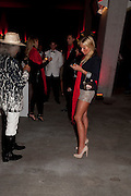 JAMES GOLDSTEIN; JENNY LEANDERSON, , Hosted by Interview Russia.  On behalf of Ferrari, Peter M. Brant and SothebyÕs Tobias Meyer party in honor of FerrariÕs Chairman, Luca di Montezemolo, 1111 Lincoln Road, the iconic car-park in the shopping mall designed by the Pritzker prize winning team Herzog & de Meuron.,  Miami Beach. 29 November 2011.<br /> JAMES GOLDSTEIN; JENNY LEANDERSON, , Hosted by Interview Russia.  On behalf of Ferrari, Peter M. Brant and Sotheby's Tobias Meyer party in honor of Ferrari's Chairman, Luca di Montezemolo, 1111 Lincoln Road, the iconic car-park in the shopping mall designed by the Pritzker prize winning team Herzog & de Meuron.,  Miami Beach. 29 November 2011.