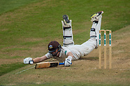 11 May 2018 - Surrey v Yorkshire - Specsavers County Championship, day one.