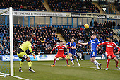 Gillingham v Chesterfield 270216