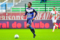 Carlos Eduardo de Castro RINCON - 10.01.2014 - Troyes / Brest - 19e journee Ligue 2<br /> Photo : Dave Winter / Icon Sport