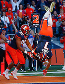 NCAA Football - Illinois Fighting Illini vs Purdue Boilermakers - Champaign, IL
