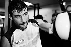 November 3, 2008: Joe Calzaghe Workout
