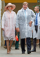 Wier, 13-06-2016<br /> <br /> King Willem-Alexander and Queen Maxima visit Noord-West Friesland<br /> <br /> Tmatoe Grocery<br /> <br /> <br /> COPYRIGHT:ROYALPORTRAITS EUROPE/BERNARD RUEBSAMEN