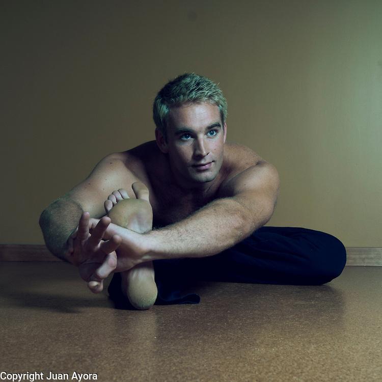 Tyler Christian Langdale, Yogi