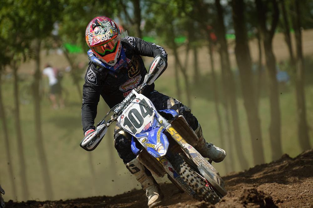 2012 CMRC Canadian Motocross Nationals.Walton Raceway.Walton, Ontario..August 19, 2012