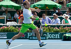 Auckland-Tennis-Heineken Open 2012-Day 5