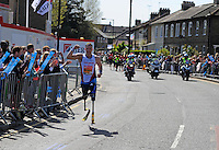 IPC athlete Richard Whitehead<br /> The Virgin Money London Marathon 2014<br /> 13 April 2014<br /> Photo: Javier Garcia/Virgin Money London Marathon<br /> media@london-marathon.co.uk