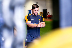 Jono Kitto of Worcester Warriors during preseason training ahead of the 2019/20 Gallagher Premiership Rugby season - Mandatory by-line: Robbie Stephenson/JMP - 06/08/2019 - RUGBY - Sixways Stadium - Worcester, England - Worcester Warriors Preseason Training 2019