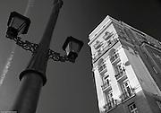 16.11.2006 Warszawa pl Unii Lubelskiej kamienica na rogu ulic Polna i Marszalkowska.Fot Piotr Gesicki