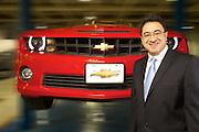 Desde julio de 2009, David Rojas asumio la responsabilidad como Ingeniero en Jefe y Director del Centro Regional de Ingenieria de General Motors de Mexico en Toluca..Ingreso a General Motors de Mexico en 1988 como Ingeniero de Diseno de Motor y Tren Motriz. En 1993 fue asignado como Ingeniero Lider para la introduccion a Mexico de los camiones Kodiak.