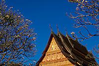 Laos, ville de Vientiane, temple Haw Pha Kaeo, 1565 // Laos, Vientiane city, Haw Pha Kaeo temple, 1565