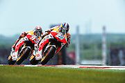 April 19-21, 2013- Dani Pedrosa (SPA), Repsol Honda Team, Marc Marquez (SPA), Repsol Honda Team