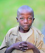 12.  Rwanda People