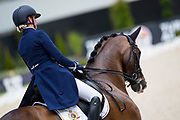 Laurence Roos - Fil Rouge<br /> CHIO Aachen 2017<br /> © DigiShots