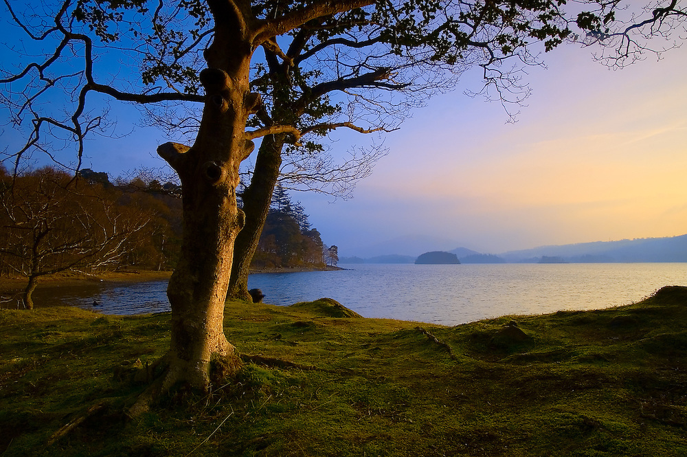 There are countless beautiful places to photograph sunrise in the Lake District; this is just one of them.