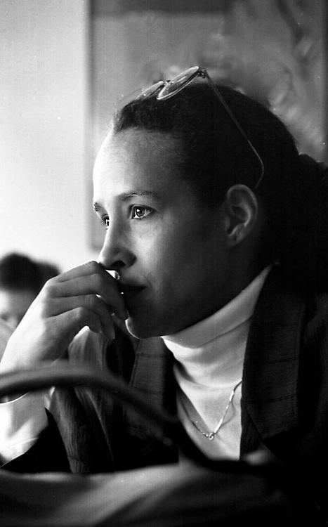 Portrait of Toni Lovejoy .