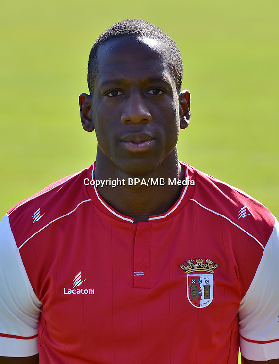 Portugal - Primera Liga NOS 2016-2017 /  <br /> ( SC Braga ) - <br /> Willy Arnaud Zobo Boly