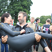 The Vodafone Dublin City Triathlon