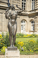 La femme aux pommes, Jean Terzieff.<br />