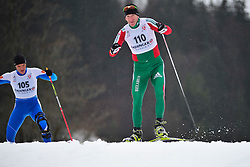 SILCHANKA Siarhei, BLR at the 2014 IPC Nordic Skiing World Cup Finals - Long Distance