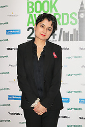 © Licensed to London News Pictures. 19/03/2014, UK. Shami Chakrabati, Political Book Awards, BFI IMAX, London UK, 19 March 2014. Photo credit : Richard Goldschmidt/Piqtured/LNP