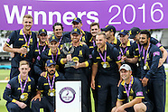 Warwickshire CCC v Surrey - Royal London One Day Cup - 17/09/2016