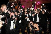 PHOTOGRAPHERS, The 2008 Crillon Debutante Ball, Crillon Hotel. Paris. 29 November 2008 *** Local Caption *** -DO NOT ARCHIVE -Copyright Photograph by Dafydd Jones. 248 Clapham Rd. London SW9 0PZ. Tel 0207 820 0771. www.dafjones.com
