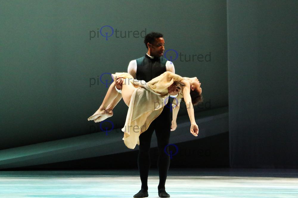 Romeo and Juliette - Photocall, Monte Carlo Ballet, London Coliseum, London UK, 22 April 2015, Photo by Richard Goldschmidt