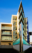 The Point bulding. A new block built near the historic SS Great Britain on Bristol Docks