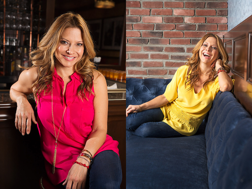 Ingrid Hoffman, host of Simply Delicioso on the Cooking Channel
