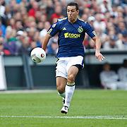 NLD/Rotterdam/20100919 - Voetbalwedstrijd Feyenoord - Ajax 2010, Mounir El Hamdaoui