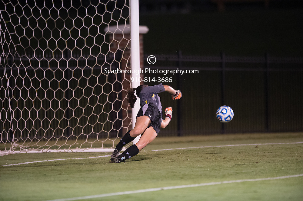 2014 Campbell University Women Soccer vs Richmond