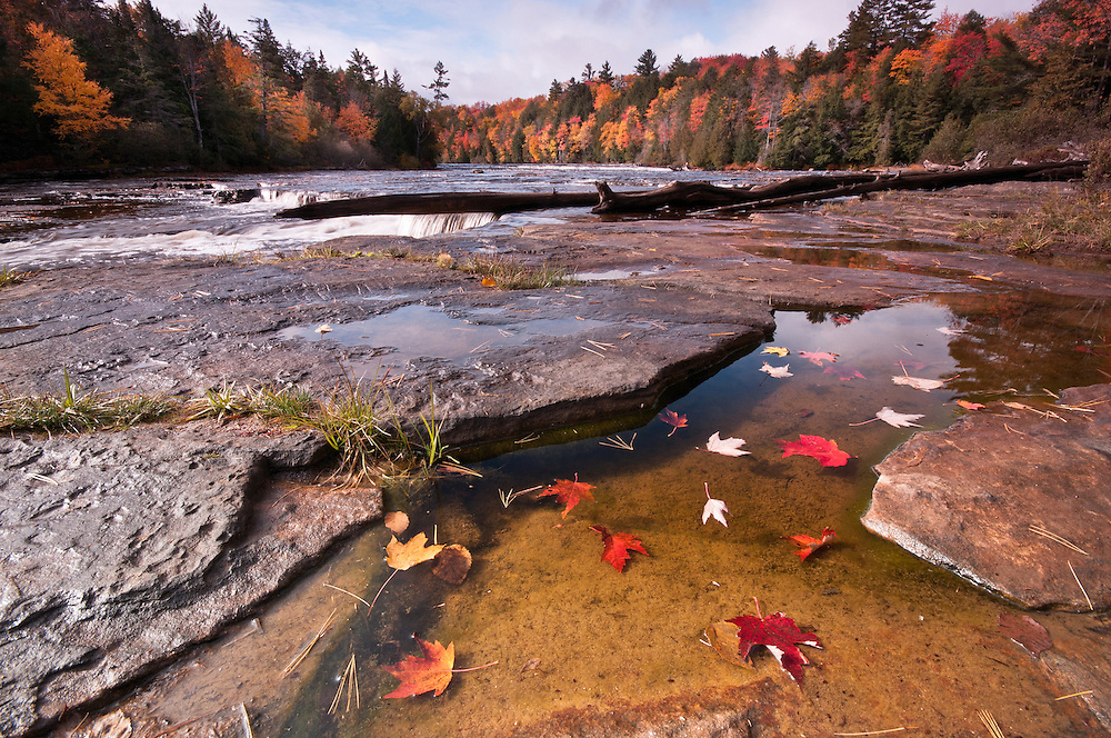 Lower Tahquamenon Falls<br />