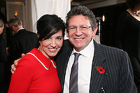 Sharleen Spiteri and Lucian Grainge