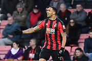 Callum Wilson (13) of AFC Bournemouth looks upset during the Premier League match between Bournemouth and Tottenham Hotspur at the Vitality Stadium, Bournemouth, England on 11 March 2018. Picture by Graham Hunt.