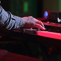 Turrentine Jones performing live at Night & Day Cafe, Manchester, 2013-02-02
