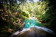 Blue Hole, Ocho Rios, Jamaica. (Photo: Johany Jutras)