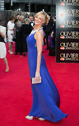The Laurence Olivier Awards - Red Carpet Arrivals. Katherine Kingsley attends The Laurence Olivier Awards at the Royal Opera House, London, United Kingdom. Sunday, 13th April 2014. Picture by Daniel Leal-Olivas / i-Images