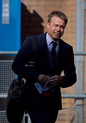 BURNLEY, ENGLAND - Saturday, August 31, 2019: Former Chelsea player Graeme Le Saux during the FA Premier League match between Burnley FC and Liverpool FC at Turf Moor. (Pic by David Rawcliffe/Propaganda)