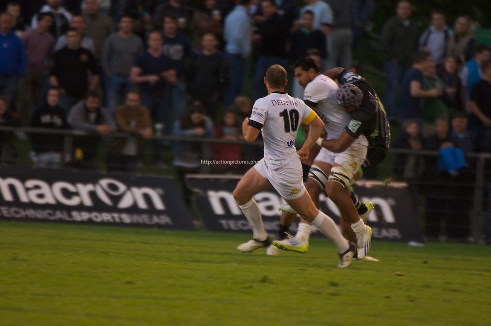 rugby, pau, mont de mars an, 3 may 2014