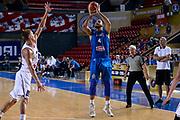 DESCRIZIONE : Tbilisi Nazionale Italia Uomini Tbilisi City Hall Cup Italia Italy Lettonia Latvia<br /> GIOCATORE : Pietro Aradori<br /> CATEGORIA : tiro three points<br /> SQUADRA : Italia Italy<br /> EVENTO : Tbilisi City Hall Cup<br /> GARA : Italia Lettonia Italy Latvia<br /> DATA : 14/08/2015<br /> SPORT : Pallacanestro<br /> AUTORE : Agenzia Ciamillo-Castoria/Max.Ceretti<br /> Galleria : FIP Nazionali 2015<br /> Fotonotizia : Tbilisi Nazionale Italia Uomini Tbilisi City Hall Cup Italia Italy Lettonia Latvia