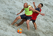 PREVIOUS DAY - Euro Beach Soccer Cup