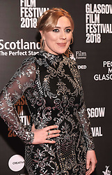 """Glasgow Film Festival 2018<br /> <br /> The World Premiere of """"THE PARTY'S JUST BEGINNING"""" was attended by actor/director Karen Gillan<br /> <br /> Pictured: Actor Rachel Jackson<br /> <br /> Alex Todd 